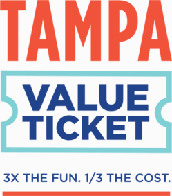 Tampa Value Ticket ?>